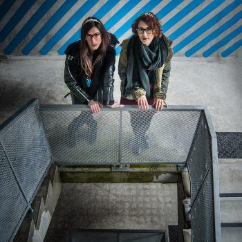 Miryam Houali & Diane Landais
